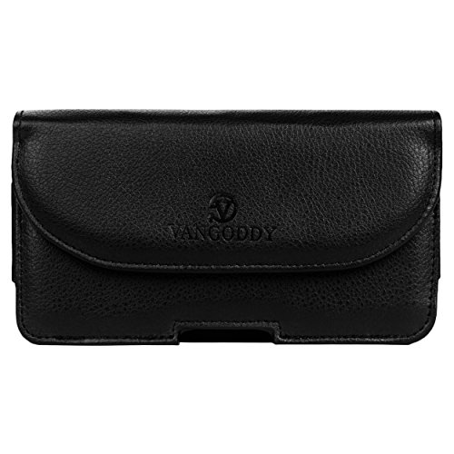 Samsung Vangoddy Voyage Vegan Leather Holster Belt Clip W...