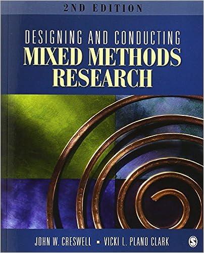Designing research methodology