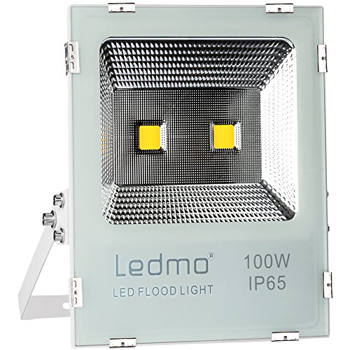 100W Led Flood Light Housing - 8