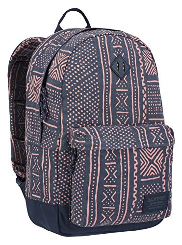 Burton Kettle backpack, Mood Indigo Bambara Canvas, One ()