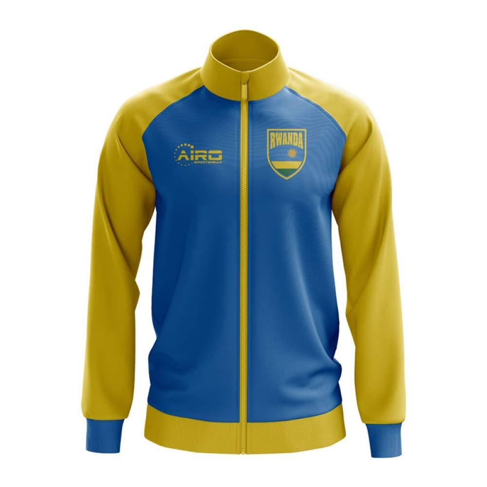 Airo Sportswear Rwanda Concept Football Track Jacket (Sky)