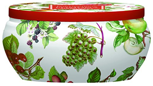 Portmeirion Strawberry (Portmeirion Printed Fragranced Candle Tin - Strawberry)