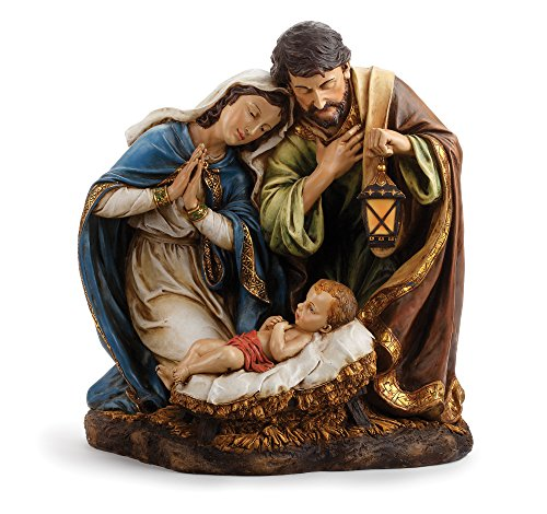 Napco Holy Family Figurine by Napco