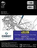 "Comic/Manga Sketch Pad, 8.5""X11"""