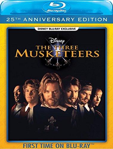 The Three Musketeers [Blu-ray]