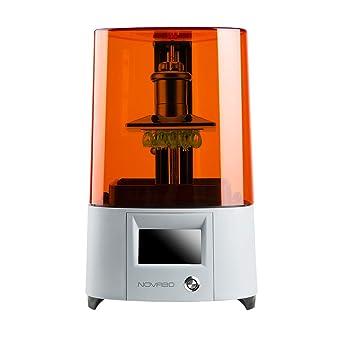 NOVA3D Elfin LCD Impresora 3D con pantalla táctil inteligente de 4 ...
