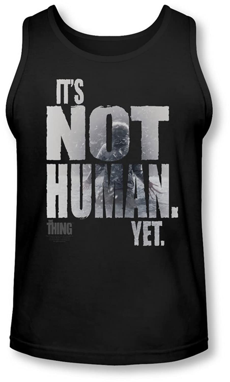 Thing - Mens Not Human Yet Tank-Top