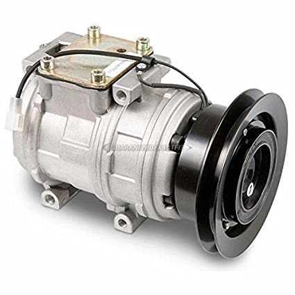 Amazon.com: AC Compressor & A/C Clutch For Mitsubishi Galant & Eclipse - BuyAutoParts 60-01181NA NEW: Automotive