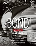 img - for Bond Cars and Vehicles book / textbook / text book