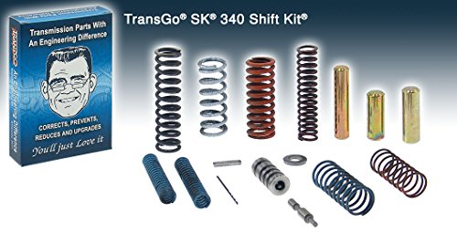 Aw4 Transmission - Toyota Jeep A340 AW4 Transmission Transgo Shift Kit A341 A343 SK340