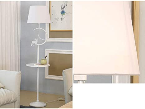 GYY - Lámpara de Suelo de Hierro, Moderna, Sencilla, lámpara de ...