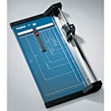 Dahle Professional Rolling Trimmer, Model 554, 20 Sheet Capacity, 28 1/4'' Cut Length