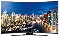 Samsung UE55HU7200 138 cm (55 Zoll) Curved Fernseher (Ultra HD, Triple Tuner,...