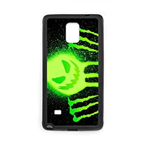 Samsung Galaxy Note 4 Phone Case for Classic theme Monster Energy pattern design GCTMSEY892854