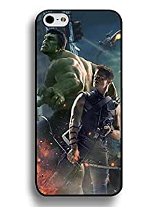 case for mobiephone's Shop Discount Iphone 6 Plus 5.5 Inch Case, Cartoon Aavengers Series Slim Fit Clear Back Cover for Iphone 6 Plus (5.5 Inch), [Scratch Resistant] for Girls 6314630M172452075