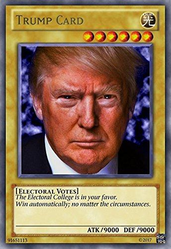 Best Exodia Deck 2020 Amazon.com: MAGYugioh! Donald Trump MAGA GOP 2020 Card Mag