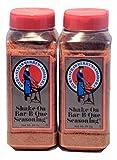 Strawberrys Grand Champion Shake-On Bar-B-Que Seasoning (24 oz.) 2 Pack