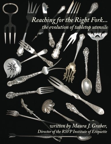 Reaching for the Right Fork... the evolution of tabletop utensils