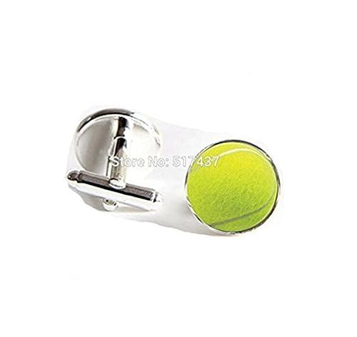Pelotas de tenis pelota de tenis de gemelos gemelos plata camisa ...