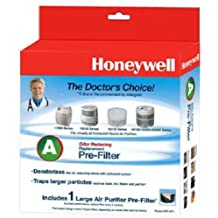 """AfterMarket Honeywell 38002 HRF-AP1 Enviracare Universal Replacement Carbon Activated Pre-Filter 16""""x48"""" (3)"""
