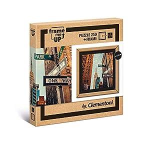 Clementoni Puzzle Frame Me Up One Way 250 Pezzi Multicolore 38502
