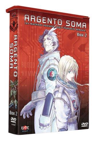 Box 3 DVD De Ragement Argento Soma ( Avec DVD Vol.4)