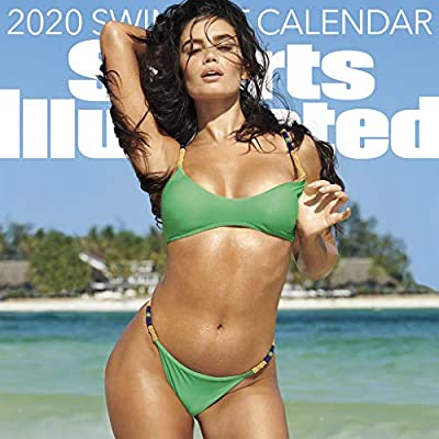 2020 Poster Calendar 2019 Sports Illustrated Swimsuit