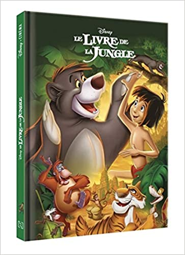 Amazon In Buy Le Livre De La Jungle Disney Cinema L