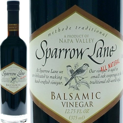 Sparrow Lane Balsamic Vinegar - 1 bottle - 12.75 fl oz (Lane Sparrow)
