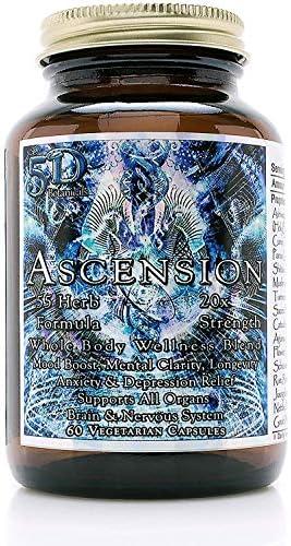 5D Ascension Herb Blend Strength product image