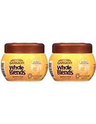 Garnier Hair Care Whole Blends Repairing Hair Mask Honey...