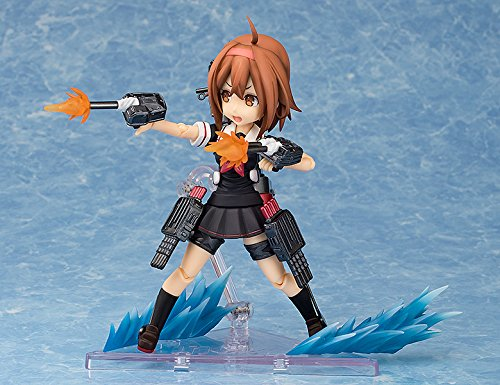 Shiratsuyu Kai Parfom Action Figure NOV178171 Diamond Comic Distributors us toys DCME7 pHat 5.5 Kancolle