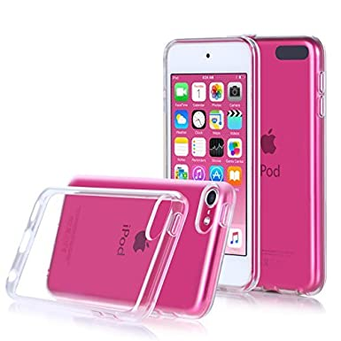 Appled iPod Touch (6 Generation) Case, fyy [Super Slim Fit] Crystal Clear Case Lightweight Cover for iPod Touch (6 Generation) Clear GUANGZHOU WENYI COMMUNICATION EQUIPMENT CO. LTD Other case
