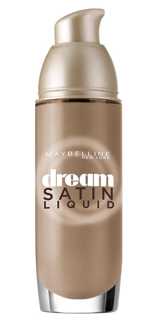Fond de Teint Dream Satin fluide de Maybelline N°45 Miel Gemey Maybelline B1292405