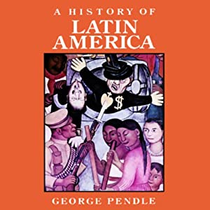 A History of Latin America Audiobook