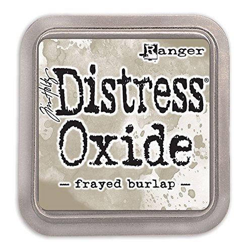 Ranger Tim Holtz Distress Oxide Ink Pad - Frayed Burlap