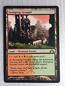 Magic: the Gathering - Stomping Ground (247) - Gatecrash