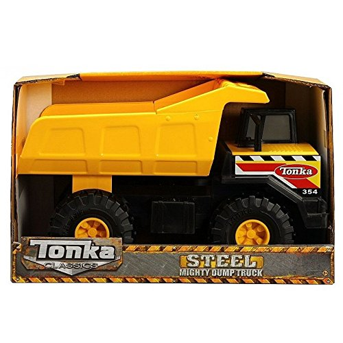 Tonka Toy Trucks (Tonka Classic Steel Mighty Dump Truck)