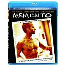 Memento (10th Anniversary Special Edition) [Blu-ray] (2011)