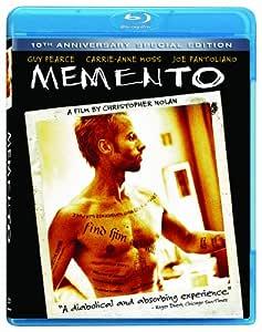 Memento (10th Anniversary Special Edition) [Blu-ray]