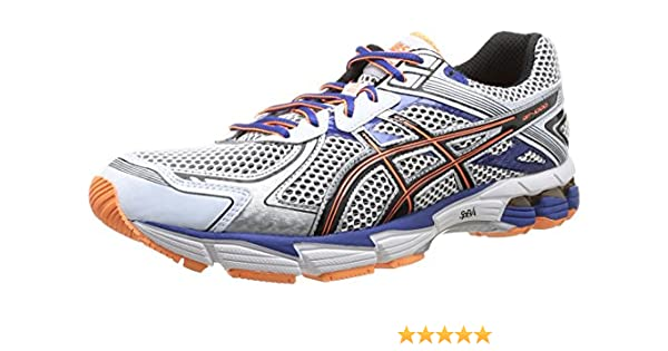 Asics Gt-1000 2 - Zapatillas de Running para Hombre Multicolor Size: 40.5 EU: Amazon.es: Zapatos y complementos