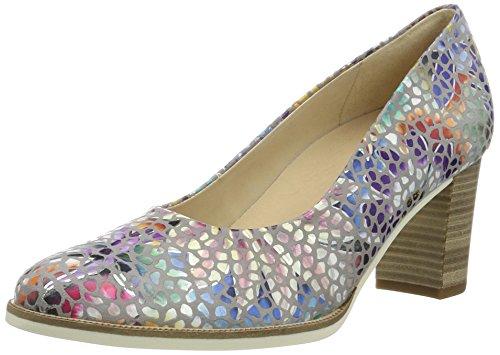 Gabor Shoes Comfort 62 11 Scarpe Con Tacco Da Donna Multicolore stone 24