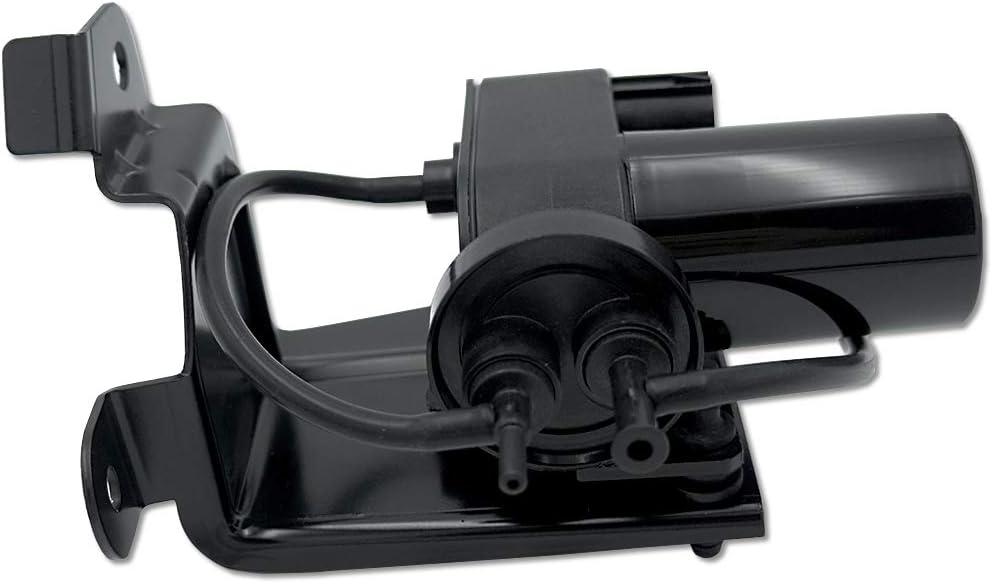 MUSHENG Precision Electric Vacuum Pump Fit for Ford Super Duty 6.0L 6.4L 7.3L Fit for Dodge Ram 2500 3500 5.9L Trucks Models Replacement 904-214 6C3Z2A451A 4C3Z2A451BA