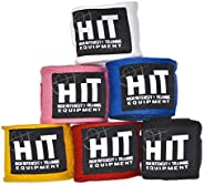 HiT Classic Boxing Hand Wraps. HiT is an Official Sponsor of Many UFC Fighters and Pro Boxing Champions