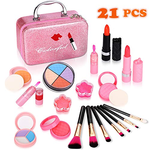 Biulotter 21pcs Kids Makeup