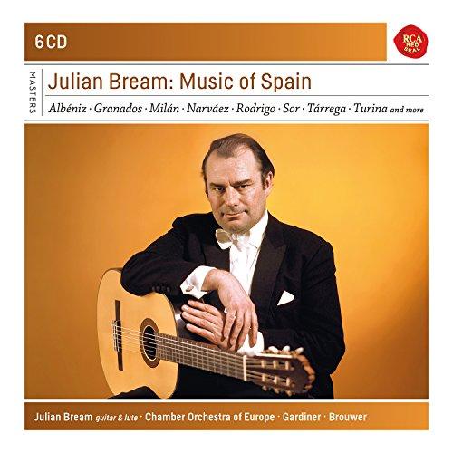 Price comparison product image Julian Bream - Music Of Spain