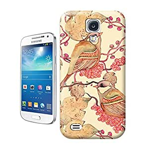 LarryToliver You deserve to have Flowers and birds For samsung galaxy s4 Cases
