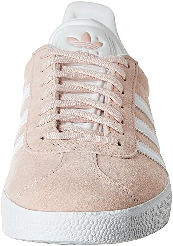 Adulte Vapour adidas Baskets Pink Gold White 0 Rose Basses Gazelle Metallic Mixte HYIwq1I