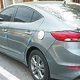 AutomotiveApple Chrome Fuel Cover Molding For Hyundai Elantra Avante AD