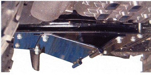 Eagle Snow Plow Mount Kit Kawasaki - Kawasaki Snow Plow